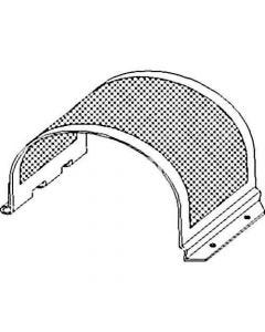 114417 | Clean Grain Lower Elevator Door Assembly | Perforated Style | Case IH 1680 1682 1688 2188 2377 2388 2577 2588 |  | 1317842C1