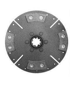 206760 | Clutch Disc | Massey Ferguson TE20 TEA20 TO20 TO30 TO35 | 180241M91 | 180250M91 | 181114M91 | 183357M91 | 193621M91 | 825495M91