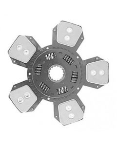 206202 | Clutch Disc | New Holland T6010 T6020 TS100A TS110A |