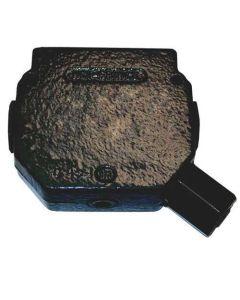 113762 | Power Steering Priority Flow Control Valve - Allis Chalmers | Cockshutt | International | John Deer | Allis Chalmers WC WD WD45 | Case 580B 600 680C 780 800 880 | CockShutt / CO OP E3 E4 30 40 50 560 570 | International | Farmall | IH H HV M |