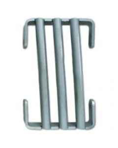 129331 | Concave Box KX7 - MaxRound - Kondex | Case IH AFX8010 7120 7230 8120 8230 9120 9230 |