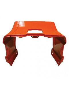 157715 | Cowl Cover - Rear | Allis Chalmers 5040 5045 5050 | Long 350 445 445SD | Oliver 1250A 1255 1265 1270 1355 1365 1370 1465 1470 | White 2-50 2-60 |  | 71089709 | TX11134 | 677618A