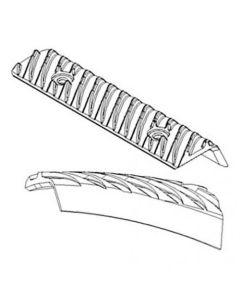 119450 | Cylinder Rasp Bar Kit | Case IH 1640 1644 1660 1666 1670 2144 2166 2344 2366 | International | Farmall | IH 1440 1460 1470 |  | 1324583C1 | OIHC1440CA