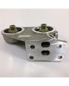 500454 | Dual Oil Filter Base | New | McCormick MTX110 MTX125 MTX140 MTX155 MTX175 |  | 341715A1