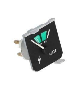Electrical Volt Gauge fits International 3388 886 1586 3288 Hydro 186 3088 1486 1460 1086 3588 786 1480 3688 986 fits Case IH 1680 1640 1660 1688
