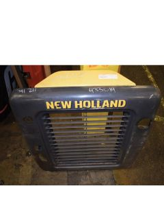 433014 | Engine Door | Rear | New Holland C175 L175 |  | 87360257