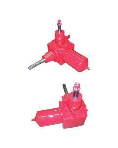 207122 | Feeder House Drive Gear Case | Case IH 2377 2388 2577 2588 |  | 393577A2