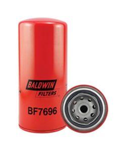 126306 | Filter - Fuel | Spin On | BF7696 | Case IH 6140 7010 7010 7120 8010 | New Holland CR960 CX860 CX8040 CX8050 CX8060 CX8070 CX8080 |  | 2991585  | DONALDSON P550472 | FLEETGUARD FF5457 | WIX 33662