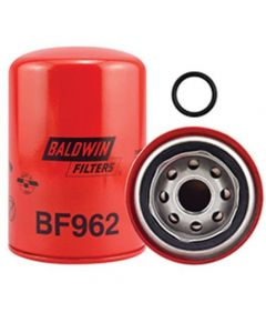 125906 | Filter - Fuel | Spin On | BF962 | Allis Chalmers | 4025230 | FIAT | Allis Chalmers D21 HD6 HD11 HD11 I60 I600 M100 M100 TL745 4W-305 7G 12G 12G 100 150 180 185 190 |  | 4025230 | DONALDSON P559100 | FLEETGUARD FF183 | FRAM P1106 | WIX 33354