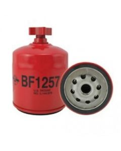 153782 | Filter - Fuel / Water Separator Spin On with Drain | BF1257 | Bobcat | 6667352 | Cummins | Gehl | Bobcat A220 A300 B300 E08 E10 E14 E16 E20 E25 E26 E32 E32I |  | 6667352 | J911213 | J911213 | 4900274 | 86504140 | 6647773 | 87039679 | 87036044