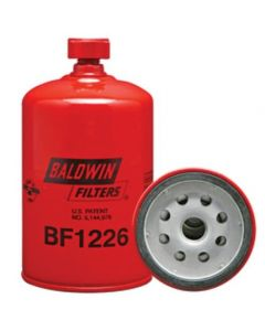 125817 | Filter - Fuel / Water Seperator | Spin On With Drain | BF1226 | Cummins | 3903202 | AGCO LT70 LT85 | Allis Chalmers 7G | Case CX130 CX160 W11B 40XT 60XT 70XT 75XT 85XT 90XT 95XT 450 450B 450C 455 455C 480 480E 480ELL 480F 480FLL |  |  3903202