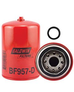 126235 | Filter - Fuel With Drain | Spin On | BF957-D | Case IH | Cummins | 154789 | Ford | Gleaner | Massey Ferguson | Case IH 9170 9180 9190 | Ford FW20 FW30 FW40 9280 9480 |  | 154789 | DONALDSON P550106 | FLEETGUARD FF105D | FRAM P1103A | WIX 33405