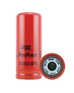 125957 | Filter - Hydraulic | Spin On | Glass | BT8852 MPG | John Deere | AH128449 | John Deere A400 C670 CS690 CTS CTSII D450 R450 S550 S550 S560 S650 STS S660 S660 STS S670 |  | AH128449 | DONALDSON P164378 | FLEETGUARD HF6557 | FRAM P8459 | WIX 51494