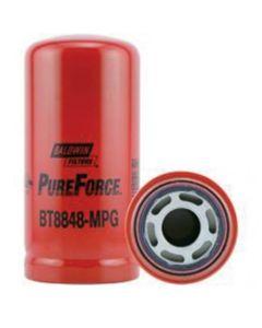 159789 | Filter - Maximum Performance Glass | Hydraulic | Spin On | BT8848 MPG | John Deere | M124541 | New Holland | Case 580 590 | FIAT SL35B SL40B SL45B SL55B | |  | 85826021 | 89842392 | M124541 | 9800633 | AT314164 | KV12276 | 9842392 | 89842392