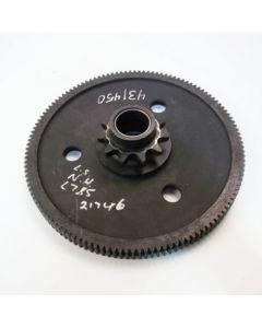 431450 | Final Drive Gear and Sprocket Assembly | New Holland L781 L783 L784 L785 |  | 770876 | 795788