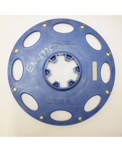 434619   Flywheel Coupling Plate   John Deere 318E 319E 320E 320G 323E 324E 324G 325G 326E 328E 329E 330G 331G 332E 332G 333E 333G      T283691