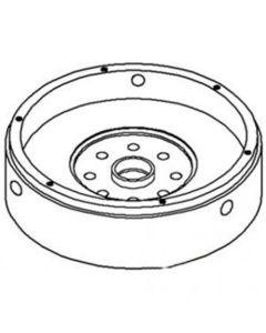 159142 | Flywheel With Ring Gear | International | Farmall | IH 574 674 2500A 2500B 2505B |  | 405862R11