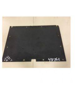 431862 | Front Bottom Plate | New Holland C185 C190 L180 L185 L190 LS180B LS185B LS190B LT185B LT190B |  | 86599088