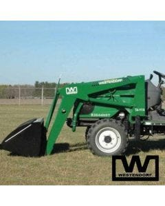 162183   Front End Loader - 2WD and 4WD   17 to 35 HP Tractors with Mount   Westendorf TA-111A  