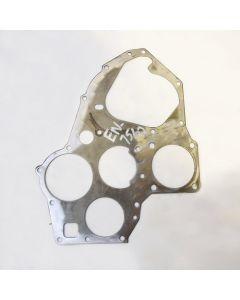 437256 | Front Engine Plate | New Holland L140 L150 L160 L170 L465 L565 LS140 LS150 LS160 LS170 LX465 LX485 LX565 LX665 SL40B |  | SBA165166221
