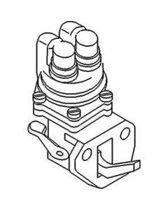 119788 | Fuel Lift Transfer Pump | Massey Ferguson TO35 35 |  | 1884857M91