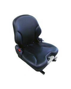 168764 | Grammer® Low Back Seat | Black Vinyl with Mechanical Suspension | John Deere CT315 CT322 CT332 50D 60D 75D 240 250 |  | MSG65 | AT315073 | K3181-56200 | 071-4050-00 | 071-4055-17 | 071-4060-00 | 321572 | 600-4000-00 | 604341 | 605696 | 605697