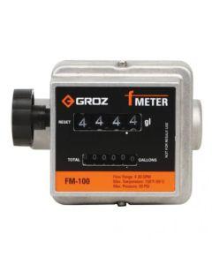 155685 | GROZ Mechanical Fuel Meter | 3/4