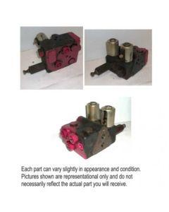 430666 | Header Lift Valve | Case IH 1620 1640 1660 | International | Farmall | IH 1420 1440 1460 | 1267033C92 | 1267033C91