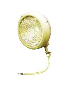 113344 | Headlight | 6V | Round - Left Hand | Massey Ferguson TE20 TEA20 TO20 TO30 TO35 |  | 190740M91 | 190741M91 | 231495M91