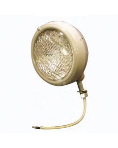 113343 | Headlight | 6V | Round - Right Hand | Massey Ferguson TE20 TEA20 TO20 TO30 TO35 |  | 190741M91