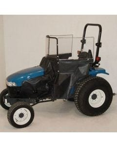 New Holland Tractor Parts | TC33D | Heater Cab | All States
