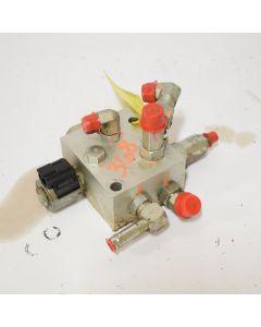433632 | Hydraulic Brake Valve | John Deere 312GR 314G 316GR 318E 318G 319E 320E 323E 324E 326E |  | AT433391