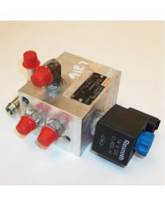 432426 | Hydraulic Brake Valve | New Holland L216 |  | 84256530