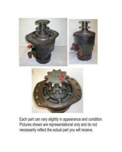 430431 | Hydraulic Drive Motor | New Holland L180 L185 LS180 LS180B LS185 |  | 87035340