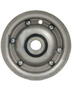 152654 | Idler Pulley - New Holland | 106773 | New Holland S67 S68 S69 S78 65 66 67 68 77 78 87 98 99 268 269 270 271 272 273 275 276 277 278 280 281 282 283 285 286 290 310 311 315 316 320 326 |  | P6361 | 106773 | 13550 | 147191 | 458996R1 | 832165M1