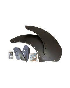 164763   Impeller Blade Kit   Elephant ear   Case IH AFX8010 7010 7120 7230 7240 8010 8120 8230 8240 9120 9230 9240      87715003   87315733   87376706