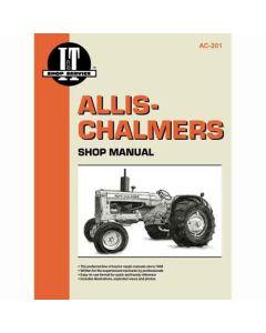 100005 | I&T Shop Manual Collection | Allis Chalmers D10 D10 D12 D12 D14 D15 D15 D17 D17 D17 160 170 175 |