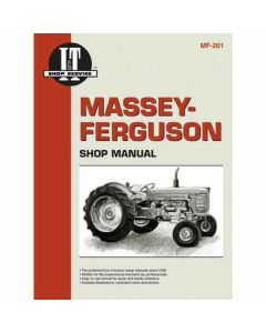I&T Shop Manual Collection , New, Massey Ferguson