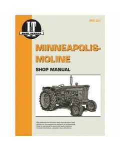 102661 | I&T Shop Manual Collection  | Avery A BF R V | Massey Ferguson 95 97 | Minneapolis Moline BF BG G705 G706 G707 G708 G900 G950 G1000 G1000 Vista G1050 G1350 GB GTA GTB GVI Jet Star Jet Star 2 Jet Star 3 M5 M504 M602 M604 M670 M670 Super R RT |