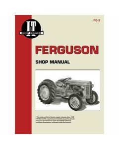 102412 | I&T Shop Manual  | Massey Ferguson TE20 TO20 TO30 |