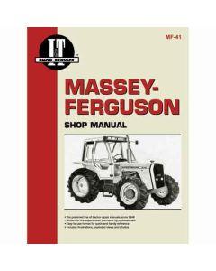 102418 | I&T Shop Manual | Massey Ferguson 670 690 698 |