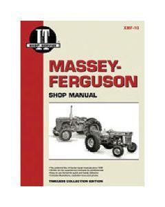 117480 | I&T Shop Manual | Massey Ferguson 303 1001 | Massey Harris 303 333 444 |