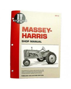 102284 | I&T Shop Manual | Massey Harris Pony 20 22 30 44 55 81 82 101 102 201 202 203 |