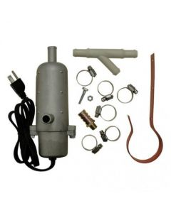 107381 | Kat's External Tank Engine Heater Kit | Thermostatically Controlled | 2000 Watt | 240V |