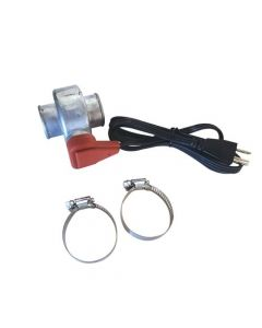107388 | Kat's Lower Radiator Hose Heater | Thermostatically Controlled | 1-3/4