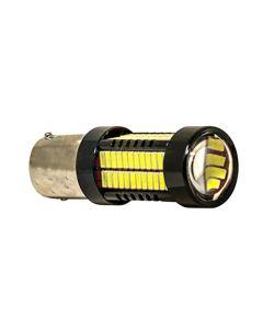 LED Bulb - #1156 2400 Lumens 2 Pack fits Case IH fits Ford 6610 2000 4000 3600 4110 fits New Holland fits Case fits International fits John Deere