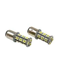 169587 | LED Bulb - #1157 | 2 Pack | John Deere F910 F911 F912 F915 F925 F930 F932 F935 F1145 Gator Diesel Gator HPX4x2 Gator HPX4x4 Gator Trail HPX4x4 Gator TX 4x2 Gator XUV 620i Gator XUV850D ProGator 2020 ProGator 2020A ProGator 2030 |  | AR48041