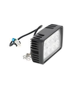 LED Combine Work Light - Flood, New, Case IH, 185118A1