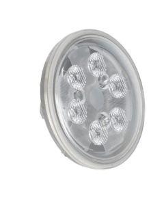 LED Conversion Headlight Bulb - Trapezoid Beam 18W 4.5