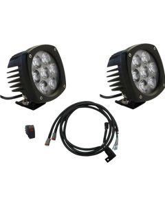 169614 | LED Spot Light Kit | Kubota RTV1100 RTV1140 |